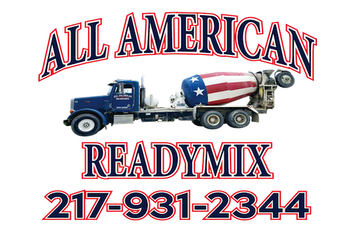 All American Ready Mix – Springfield IL – 217-931-2344
